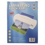 Пленка для ламинирования А6 80 мкм, упаковка 100 шт.