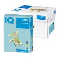 Бумага А3 IQ Color 160 г/м2, голубая, 1 лист