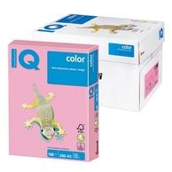 Бумага А3 IQ Color 160 г/м2, розовая, 1 лист