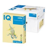 Бумага А3 IQ Color 160 г/м2, желтая, 1 лист
