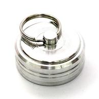 Печать Брелок с кольцом и отделением под подушку