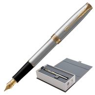 """Ручка перьевая """"Sonnet Stainless Steel GT"""""""
