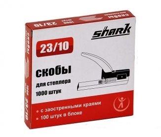 Скобы Shark 23/10, 1000 шт.