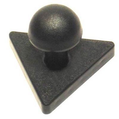 Штамп треугольный 45 х 45 х 45 мм