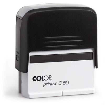 Штамп 69 х 30 мм Colop