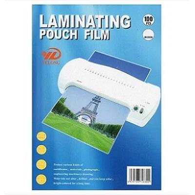 Пленка для ламинирования 70х100мм, 250 мкм, упаковка 100шт.