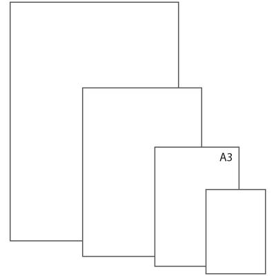 Ватман А3 (297x420 мм), 1 лист