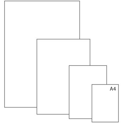 Ватман А4 (210x297 мм), 1 лист