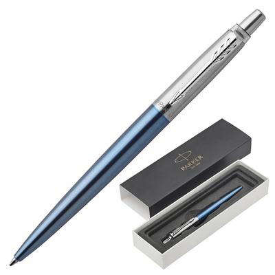 "Ручка шариковая ""Jotter Waterloo Blue CT"""