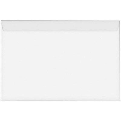Конверт А4 белый, отрывная лента