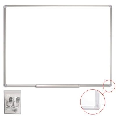 Доска белая маркерная 120х90 см
