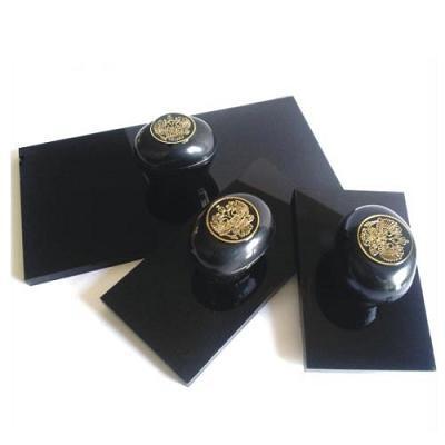 Штамп ручной 80 х 50 мм