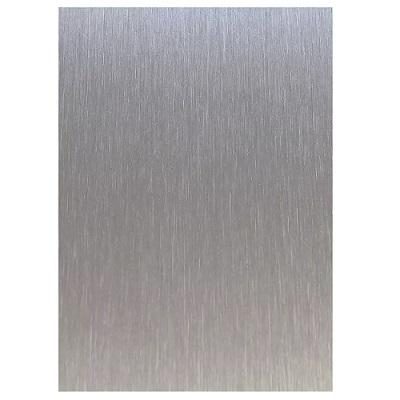 Сублимационный алюминий А4, матовое серебро