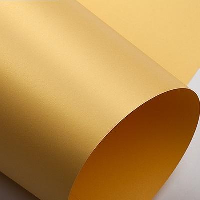 Бумага Маджестик сияние золота А4, 290 г/м2, 10 листов